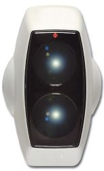 Odrazový lúčový detektor dymu 5-50m FD705R