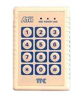 """Príklad telefónneho hlásiča poplachu """"na pevnú"""" analógovú tel. linku - ATH"""