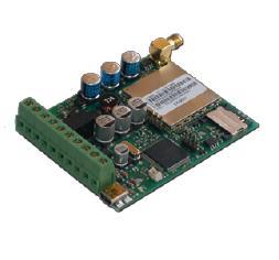 Príklad GSM hlásiča poplachu