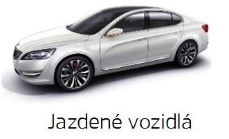 jazdené vozidlá ikona