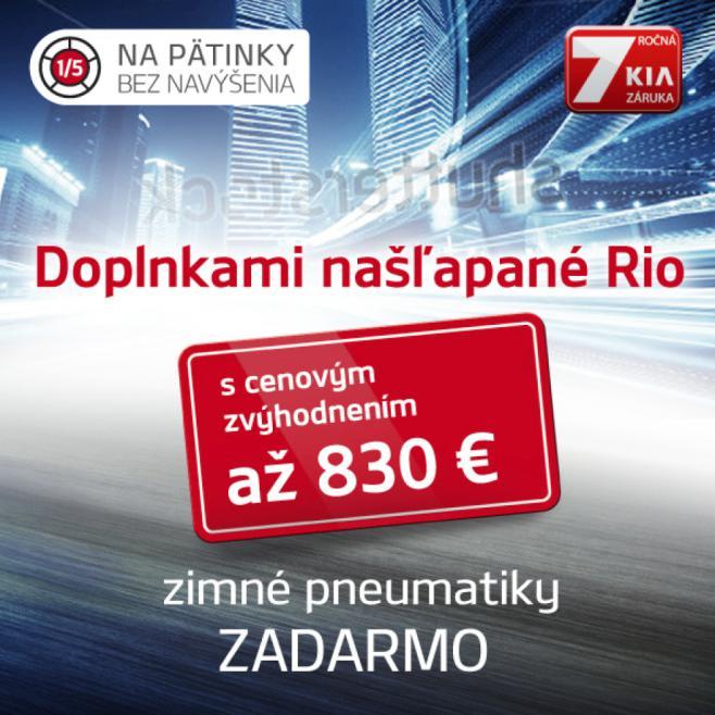 Rio X. edition 2