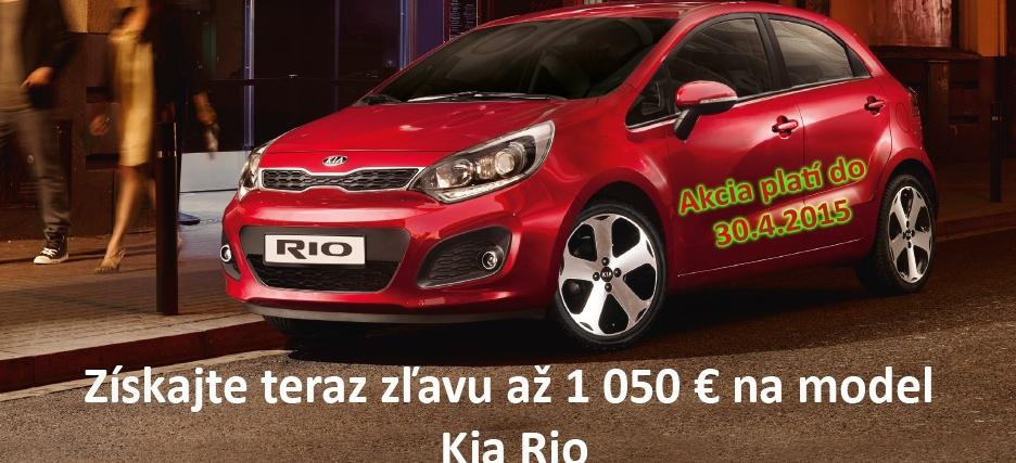 Kia Rio AKCIA 1