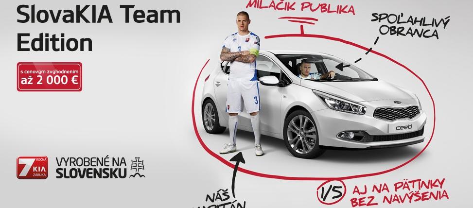 ceed slovakia team edition