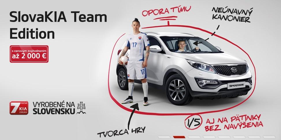 sportage slovakia edition