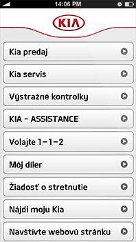 Obrazovka aplikácie 2